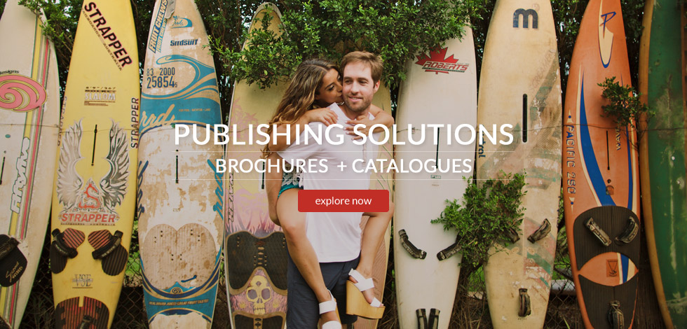 Brochure and Catalogue Publishers